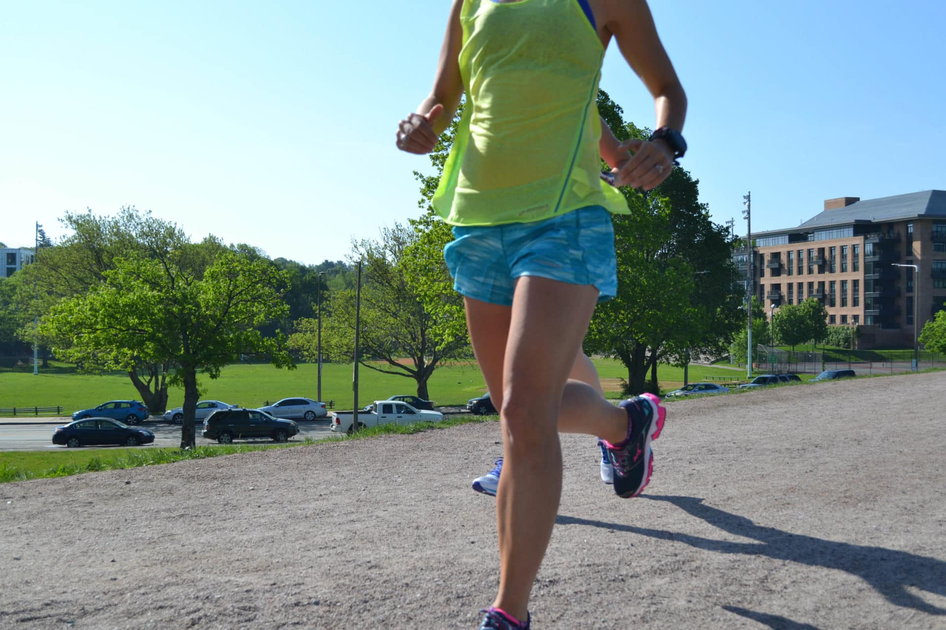Moisture Wicking Clothing for Runners